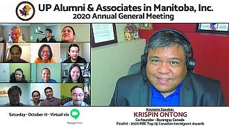 University of the Philippines Alumni in MB Celebrate Their Tenth Year