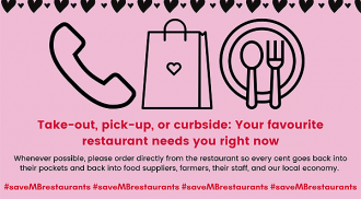 Save Manitoba Restaurants