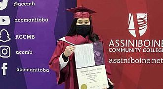 Assiniboine Community College Set Record Number of Grads in 2020