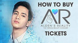 "Here's how to be part of ""Alden's Reality"" on December 8"