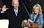 Biden is inaugurated as the 46th President of the US