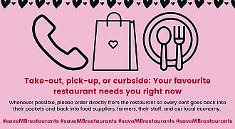 Save Manitoba Restaurants
