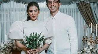 Alex Gonzaga Confirms Marriage with Mikee Morada