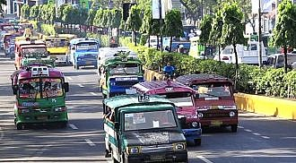 Return of Old PUJ Routes in Cebu City Deferred due to Rise in New Cases