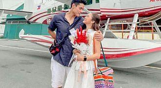 Kim Chiu Super Kilig with Xian Lim's Valentine Surprise