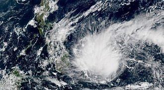 Auring to Intensify into Tropical Depression