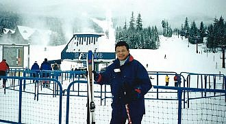 Conquer Whistler Blackcomb Mountains, B.C.