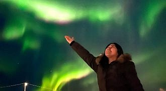 Northern Lights: A Magical Lightshow