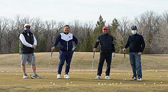 Ready, Set, Golf!