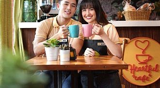 "Julie Anne San Jose and David Licauco to Star in Upcoming Romance Series, ""Heartful Cafe"""
