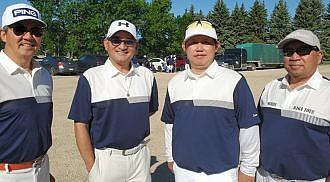BAGA Golfers Take On Carmen Golf