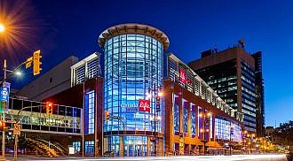 Welcome to Canada Life Centre, home of the Winnipeg Jets