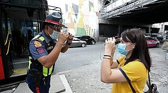DILG and PNP Collaborate to Prevent Abuse in Enforcing Mask Rule