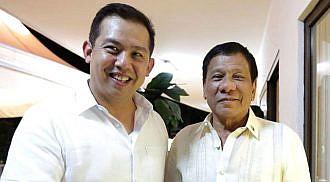 Duterte eyeing for VP but will backpedal if Romualdez contends for post