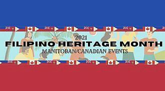 2021 Filipino Heritage Month – Manitoban/Canadian Events