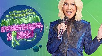 "Vice Ganda's New Program, ""Everybody, Sing!"" set to debut this June 05"