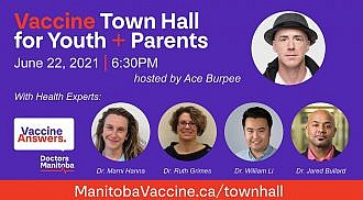 COVID-19 Vaccine Town Hall with Doctors