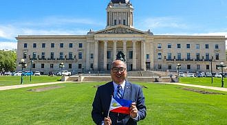 MLA Reyes introduces Bill recognizing June as Filipino Heritage Month in Manitoba