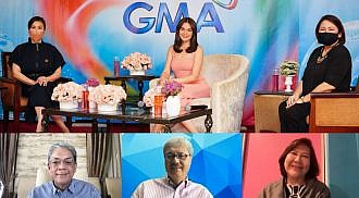Bea Alonzo is now an official Kapuso!