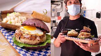 Chow Down Burger