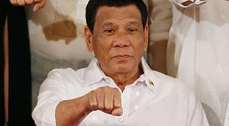 Why Duterte wants to run for vice president?