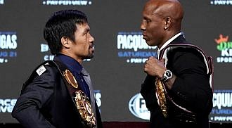 Pacquiao, Not Taking Ugas Fight for Granted