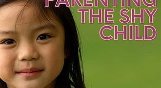 Parenting a shy child
