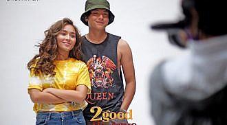 FIRST LOOK: KathNiel for new teleserye '2 Good 2 Be True'