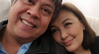 Sharon: 'heavy heart' as husband Kiko and Tito Sotto compete for VP in 2022